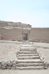 Pachacamac temple of sun travel peru